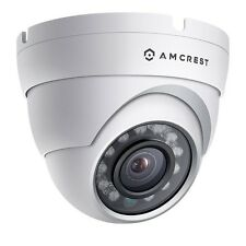Amcrest IP2M-844EW Outdoor 1080P HD Dome POE Bullet IP Network Cam (REFURBISHED)