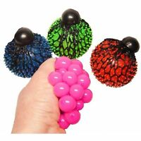 New Squishy Gooky Cripper Mesh Ball Squeeze Stressball Yuch Colour gift party