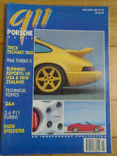 911 & Porsche World May/Jun 1993 No 15 968 Turbo S, 3.6 911 Turbo