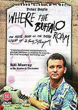 Where The Buffalo Roam [DVD], DVDs