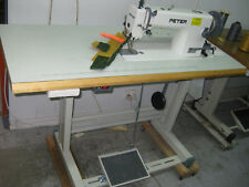 INDUSTRIAL  HEAVY DUTY  KL 0303  WALKING FOOT SEWING MACHINE.