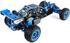 "32cc Rovan ""Bluey"" Baja Buggy  Symmetrical Steer HD Nylon Tuned Pipe Walbro 998"