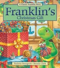 Franklin's Christmas Gift (Classic Franklin Stories), Very Good Condition Book,
