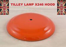 TILLEY LAMP X246 HOOD CAP IN ORANGE KEROSENE LAMP PARAFFIN LAMP