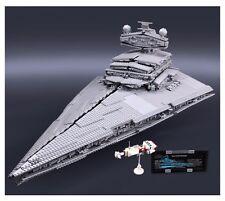 Star Wars Imperial Super Star Destroyer 10030 MOC Lego kompatibel-UPS DHL
