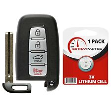 For 2011 2012 2013 2014 Hyundai Sonata Keyless Entry Smart Remote Car Key Fob