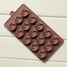 Roses Rose Flower Silicone Soap mold Candy Chocolate Fondant Tray mould ICE Cube