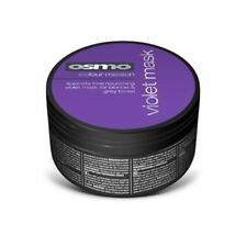 OSMO SILVERISING VIOLET MASK 100ml highlighted bleach blonde white grey hair