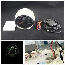 9-32V 85mm Car SUV GPS Speedometer 0-80MPH 0-120km/h Odometer 8-Color Backlight