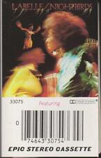 "LABELLE: ""NIGHTBIRDS"" CASSETTE 1974"