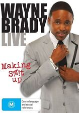 Wayne Brady - Live (DVD, 2010)
