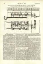 MULINO a sfere 1891 impianto di macinazione anti attrito Trasportatore macinazione macchine