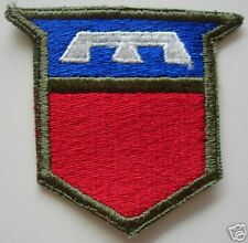 76th Infantry Division WW2 all cotton Patch