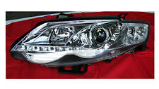DRL Like LED Chrome Projector Headlights for Ford Falcon FG XR6 XR8 GT Sedan Ute