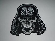 Slayer Slaytanic Wehrmacht Woven Patch