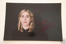 Mackenzie Scott-torres imagen 20x30cm + autógrafo/Autograph en persona