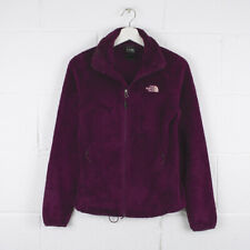 Vintage THE NORTH FACE Purple Fleece Jacket Size Womens XS XSmall /R61051