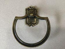 BA-1351 Vintage Towel Holder Ring Antique Brass Finish