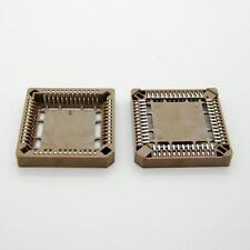 10pcs PLCC52 52 Pin 52Pin SMD IC Socket Adapter PLCC Converter