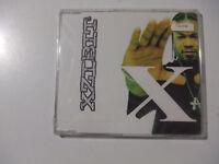 Xzibit – X   - CD SINGLE Audio Stampa 2001 Sigillato