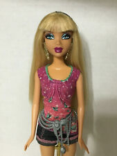 Barbie My Scene Fashion Boutique Kennedy Doll Blonde Hair Rare