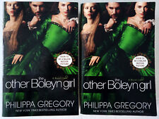 Tudor Court Series #2 Other Boleyn Girl Philippa Gregory Lot 2 Matched TPB 2007