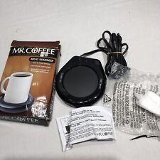 Mr. Coffee Mug Warmer Tea Cup Heater Beverage Heating Plate Office Desktop NEW
