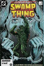 Swamp Thing #51 (1986) Alan Moore Phantom Stranger Deadman John Constantine