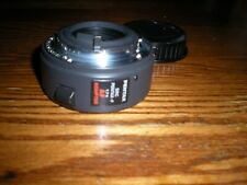 EXCELLENT CONDITION Pentax SMC Pentax-F 1.7x AF Adapter for Pentax K Mount LOW $