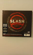 SLASH - APOCALYPTIC LOVE  - DELUXE EDITION CD & DVD