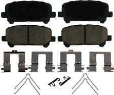 Disc Brake Pad Set-Posi 1 Tech Ceramic Rear Autopart Intl fits 12-15 Honda Pilot