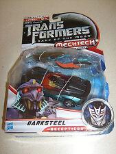 TRANSFORMERS Dark of the Moon_DARKSTEEL figure_MechTech Weapons System_New & MOC