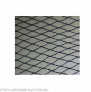 Pond Cover Netting 4m Wide Net - Fish Pond Heron/Bird/Leaves/Cat Protection Mesh