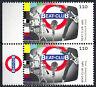 3503 postfrisch Paar senkrecht Rand links BRD Bund Deutschland Briefmarke 2019