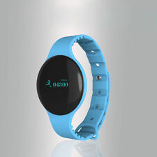 Blue Waterproof Bluetooth Smart Watch Mate For Android IOS iPhone Samsung LG
