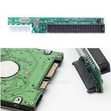 "2.5""/3.5"" SATA to PC Motherboard JM20330 Chip PATA IDE Converter Adapter Card"