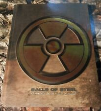 Duke Nukem Balls of Steel Limited Edition Strategy Guide - Hardcover Book