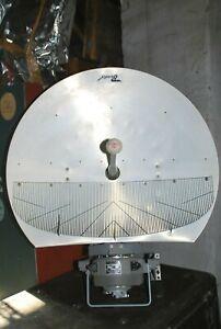 Bundeswehr Luftwaffe Antenne Radarantenne WX-Antenne Parabolantenne von Flugzeug