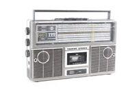 altes Radio ITT Touring Stereo Kassette old vintage Sammler Kofferradio