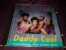 CD Boney M / Daddy Cool - Album 1994