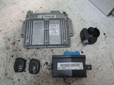 Steuergerät Motor Satz mit Wegfahrsperre und 2 Transponder RENAULT  KANGOO