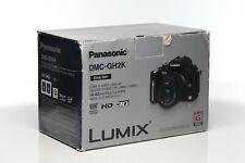 Panasonic Lumix DMC-GH2 Micro 4/3 Camera Box