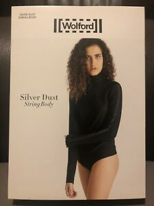 Wolford Silver Dust String Body Large RRP £225 BNWT