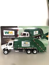First 1st Gear Mack Garbage Truck 1/34 Scale Waste Management Rear-Loader USED