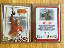 Panini 2016 Celebrating a Legend Bobby Moore 1966 Limited Edition Card