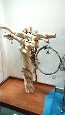 New listing Sand Blasted Manzanita Tree Stand Large Parrot Perch
