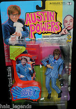 Austin Powers movie figure de Carnaby Street Austin série 2. nouveau! rare! Mike Myers