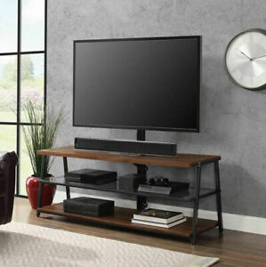 "Whalen Payton 3-in-1 Flat Panel TV Stand for TVs up to 65"", Charcoal"
