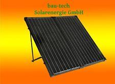 Solarkoffer 100Watt für Wohnmobil Garten Freizeit Solaranlage Komplettpaket 100W
