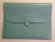 m. Humming iPad Sleeve Pouch Bag Storage Device Protector, Fashionable Turquoise